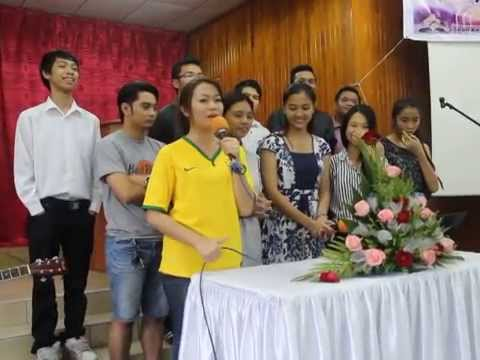 Yesus Sahabat Terindah (Keningau Adventist Youth)