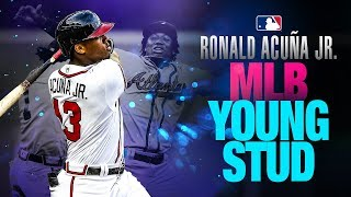 Ronald Acuña Jr. 2019 Highlights - One of MLB's best young players