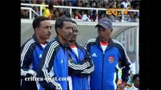 Full Game 2nd Half Eritrea vs Botswana