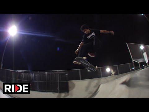 Skatepark Check with Kevin Romar - El Dorado Skatepark