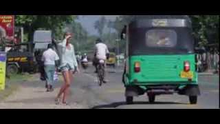 ලංකාවට ආපු විදේශීය කාන්තාවකගේ ලස්සන වීඩියෝවක් Sri Lanka : Dasha