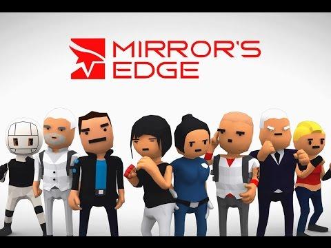 Mirror's edge | Краткая История (Анимация)