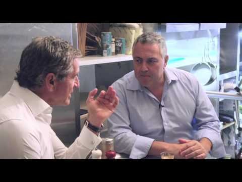 The Mark Bouris Show EP 31 – Post show coffee with Joe Hockey (What's next Joe?)
