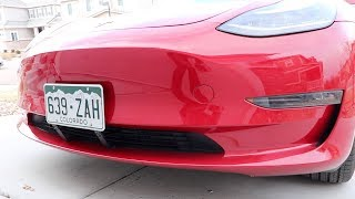 Model 3 Slipstream License Plate Bracket by ThatGrin