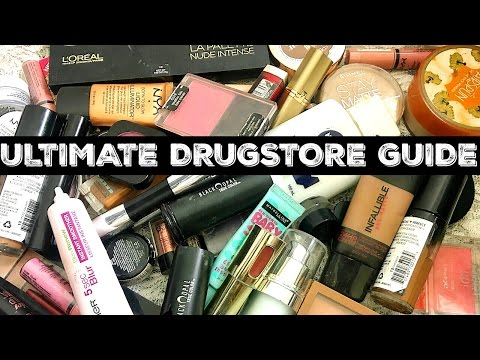 Makeup for Beginners Tips & Starter Kit  I DRUGSTORE MAKEUP GUIDE