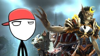 Why Worgen? - A Compilation of Flawless Reasons   World of Warcraft