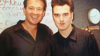 MORRISSEY KROQ In Studio Interview with Richard Blade 1990 PART TWO