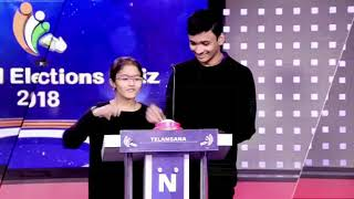 National Elections' Quiz 2018   Promo