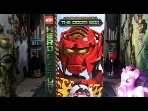 Lego Hero Factory The Doom Box review