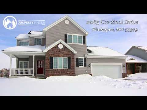 Video Tour: 2085 Cardinal Drive , Shakopee, MN 55379