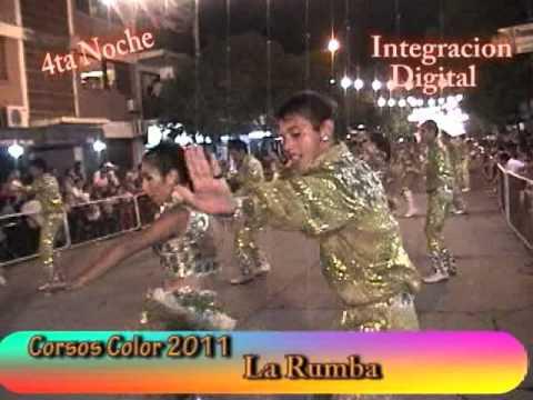 Corsos Color de Oran 2011 LA RUMBA Salta Argentina CUARTA NOCHE