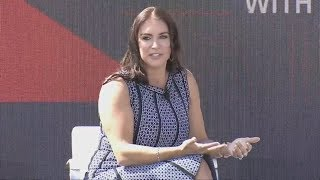 Stephanie McMahon discusses her villain status, family, WWE and more   espnW