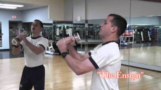 The Shake Weight for Midshipmen! (Best 2010 Army Navy Spirit Video)