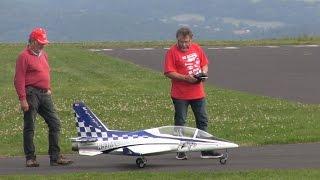 RC Viper Jet - Modelpark Suché 2016