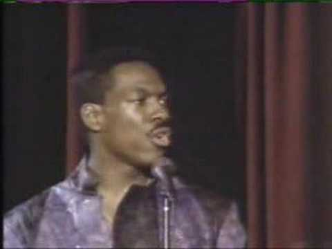 Eddie Murphy On McDonalds Video
