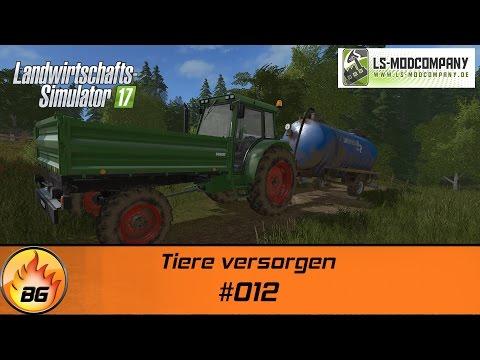 LS17 - Hof Bergmann #012 | TIERE versorgen | Let's Play [HD]