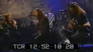 PEARL JAM ALIVE MTV UNPLUGGED