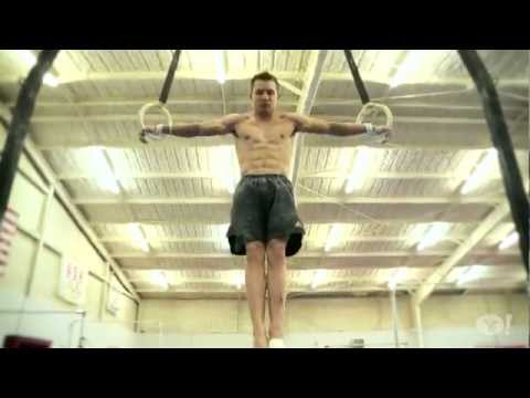 Jonathan Horton on weight training and gymnastics. Image 1
