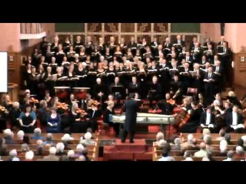 Handel: Messiah - 46 Since by man came death (Napier Civic Choir)