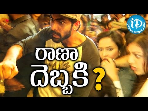 Kajal Agarwal, Rana And Manchu Lakshmi Got Mobbed and Harass