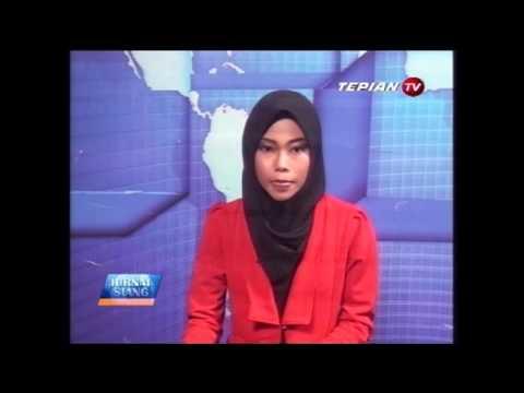 rihhadatul aisy lomba newscast 2016 in tepian tv