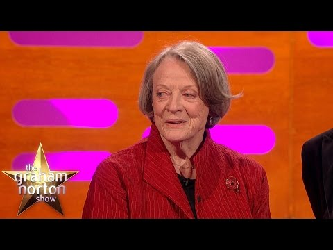 Dame Maggie Smith Has Never Seen Downton - The Graham Norton Show