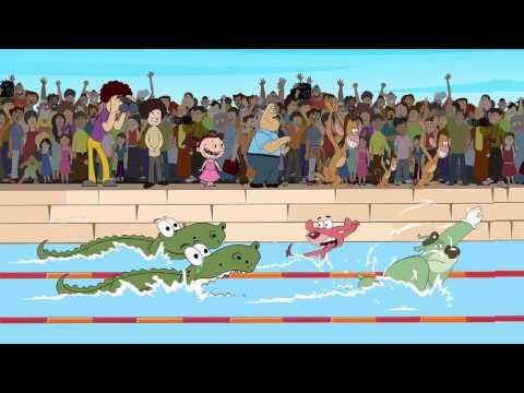 Rat-A-Tat | Chotoonz Kids Cartoon Videos- ' THE ZOO TRIP'