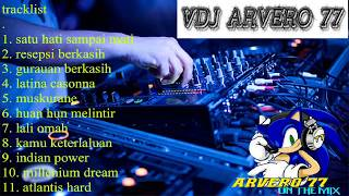 DJ REMIX SATU HATI SAMPAI MATI NEW 2018 ARVERO77