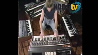 KORG TV / Eine Zeitreise in die Siebziger mit Keith Emerson