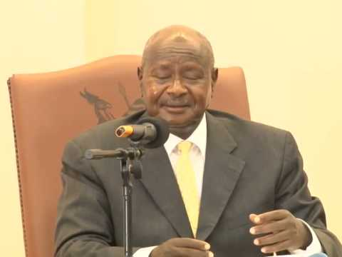 Museveni signs Anti homosexuality Law