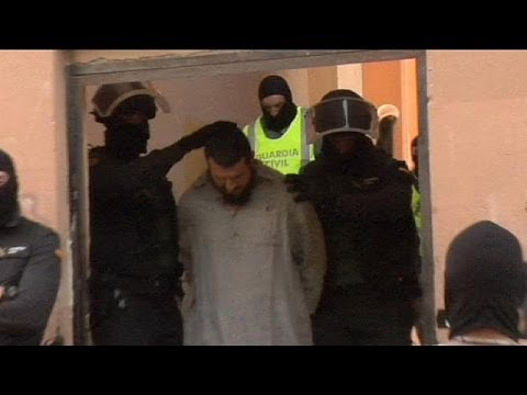 Spain smashes cell suspected of sending militants abroad