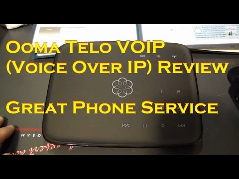 Ooma Telo - Best Cheap VOIP (Voice Over IP) Telephone Service