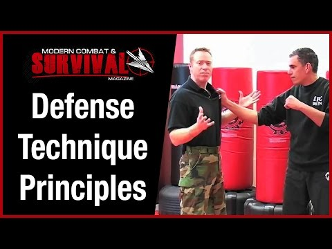 3 Street Fight Self Defense Technique Principles Image 1