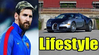 Lionel Messi Lifestyle, School, Girlfriend, House, Cars, Net Worth, Salary, Family, Biography 2017