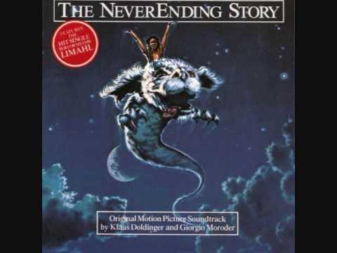 The Neverending Story- Bastian's Happy Flight