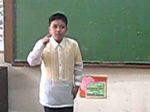 Balagtasan 2014 (steve, Leo And Diane) Kaya Ba O Hindi Kaya Ng Mga Pilipinong Magkaisa? video