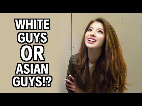 Do Asian Girls Prefer White Guys OR Asian Guys!? thumbnail