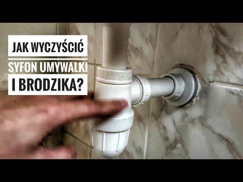 Jak Wyczyścić Syfon Umywalki Lub Brodzika? Czyszczenie Syfonu | ForumWiedzy