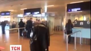 Мер Донецька злітав у Брюссель економ-класом - : 1:06