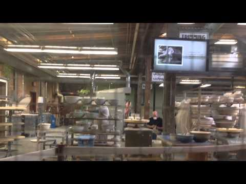 Medalta Potteries video