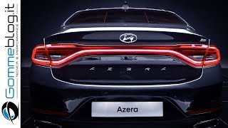 2019 Hyundai Azera - Interior Exterior and Drive | Car Sedan