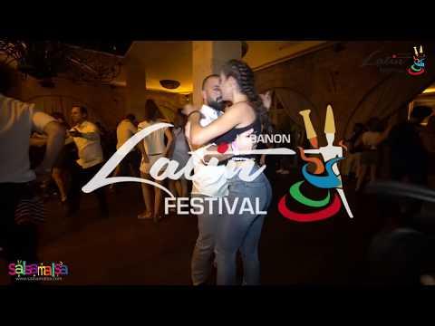 Sako & Xara Social Bachata Dance  - (LEBANON LATIN FESTIVAL 2018)