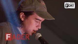 "Alex G, ""Icehead"" - Live from The FADER FORT Presented by Converse"