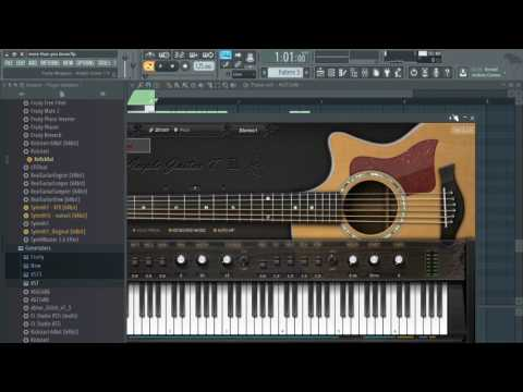 Cover Lagu Axwell Λ Ingrosso - More Than You Know (Fl Studio Remake)