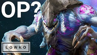 StarCraft 2: Is Dehaka Too Strong?