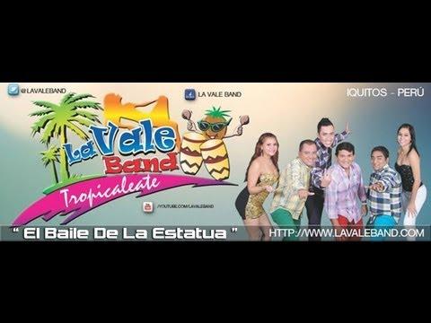 LA VALE BAND - EL BAILE DE LA ESTATUA ( PROMOCIONAL 2013 )