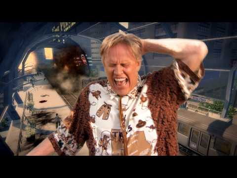 Gary Busey Laughs is listed (or ranked) 13 on the list The 14 Craziest Gary Busey Moments