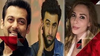 Salman Khan Makes Fun Of Ranbir Kapoor | Salman Khan's Ex-Girlfriend Back In Mumbai  & More