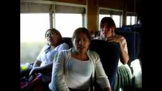 "Journey to the Salar de Uyuni with ""Las Dulzuras"" train from Oruro to Uyuni"
