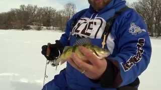 ICE TEAM: Pro Panfish Tactics